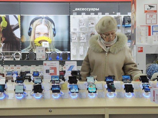 СМИ сообщили о приостановке поставок в Россию смартфонов из-за коронавируса