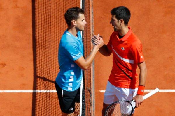 Тим и Джокович сыграют в финале Открытого чемпионата Австралии по теннису