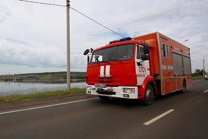 Подорвавшийся на петарде россиянин попал на видео