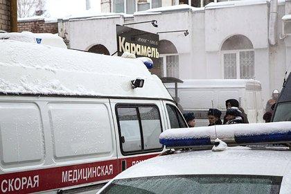 Тела матери и дочери нашли в душевой кабине затопленного российского хостела