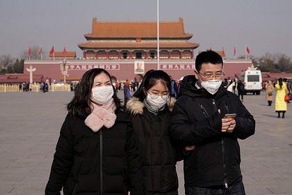 В России заподозрили первый случай заражения китайским коронавирусом