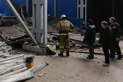 Число погибших при взрыве на заводе под Орлом выросло