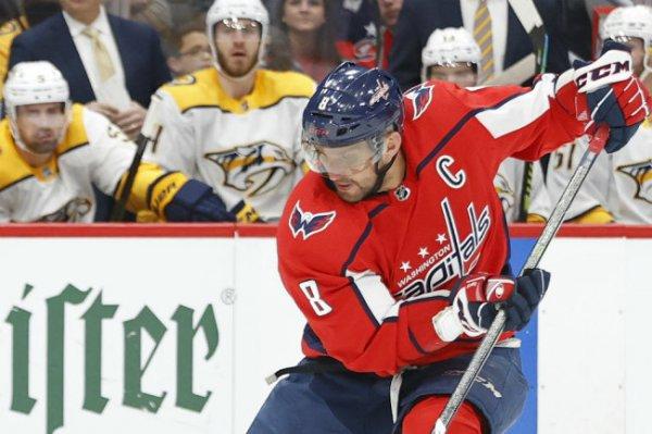 Овечкин догнал Мессье в списке лучших снайперов в истории НХЛ
