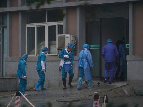 Жертвами коронавируса в провинции Хубэй числятся 414 человек
