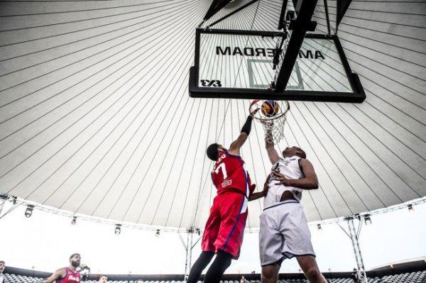 Мужская сборная по баскетболу 3х3 начала подготовку к Олимпиаде