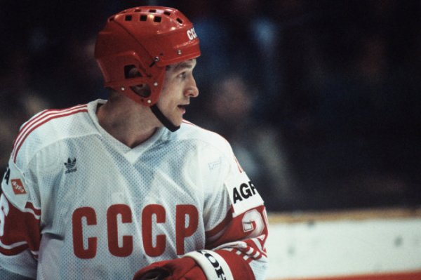 Олимпийский чемпион по хоккею Скворцов умер на 66-м году жизни