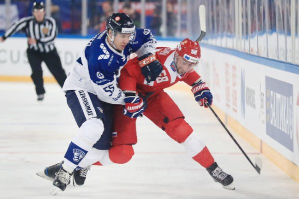 На Шведских играх за Россию дебютируют шесть игроков из