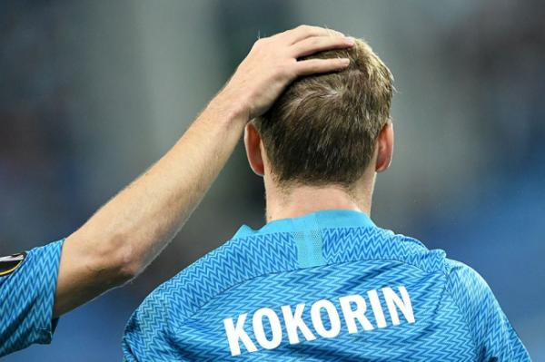 Кокорин заявил, что его будущее в футболе зависит только от него
