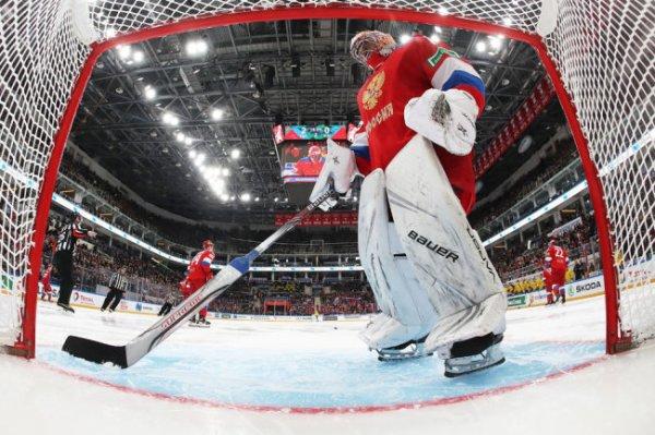 Сборная России уступила Финляндии в вынесенном матче Шведских игр