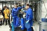 В Санкт-Петербурге открыт цех синтеза пластичных смазок для автомобильного и тоннелестроения