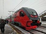 Запустили первый рельсовый автобус РА-3 между городами Владимирской области