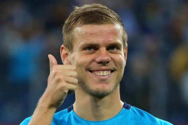 Кокорин опроверг переговоры с другими российскими клубами