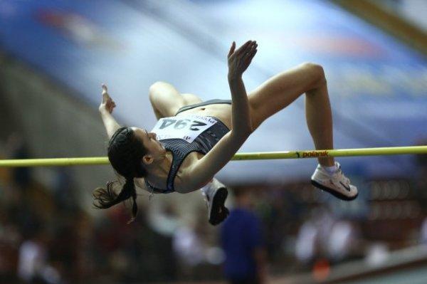 Мария Ласицкене показала лучший результат сезона в мире