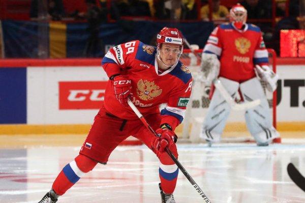 Сборная России проиграла все три матча на этапе Евротура