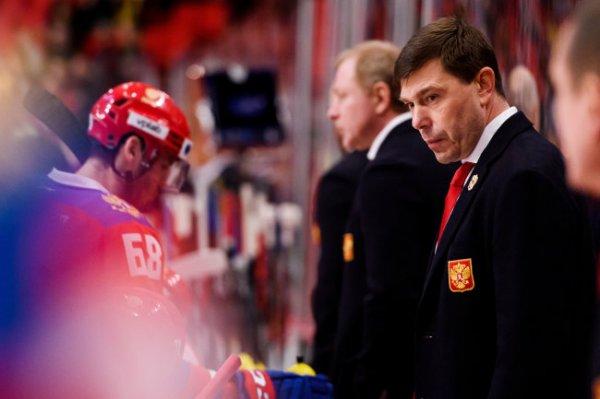 Российские хоккеисты уступили чехам и стали последними на Шведских играх