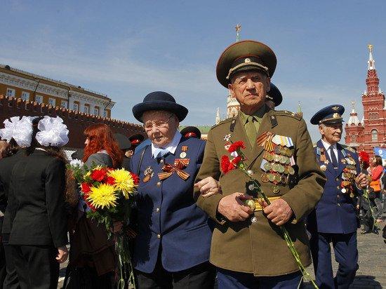 На единовременные выплаты ветеранам к юбилею Победы выделят 71 млрд руб