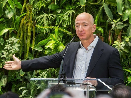 Основатель Amazon рассказал, что привело его к успеху
