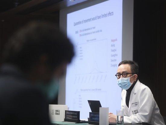 ВОЗ: первая вакцина от коронавируса появится через 1,5 года