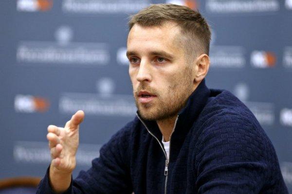 Футболист Дмитрий Комбаров не жалеет о переходе в самарский клуб