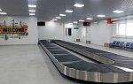 Новый международный зал прилета открыли в аэропорту Барнаула