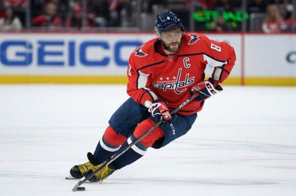 Овечкин забросил самую креативную шайбу в истории НХЛ