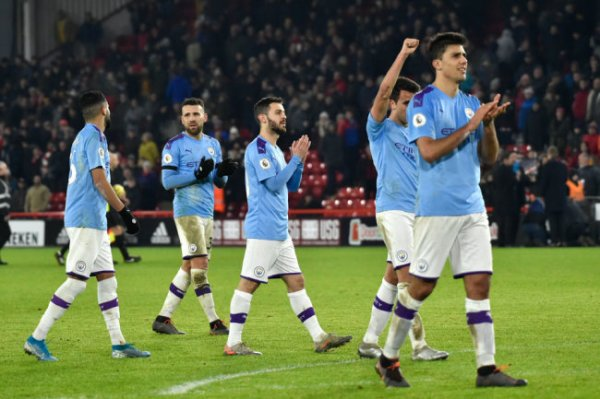 "УЕФА исключил ""Манчестер Сити"" из еврокубков на два сезона"