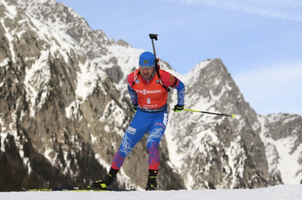 Александр Логинов выиграл золото и бронзу на чемпионате мира