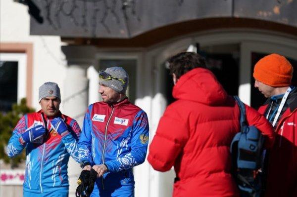 Полиция Италии не нашла следов употребления допинга российскими биатлонистами