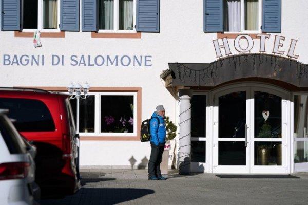 Посольство РФ потребовало разъяснений от МИД Италии по обыскам у биатлонистов
