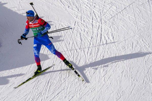 Объявлен состав сборной России по биатлону на чемпионат Европы