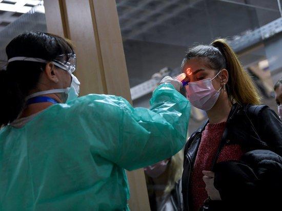 За пределами Китая число инфицированных COVID-2019 достигло 2459
