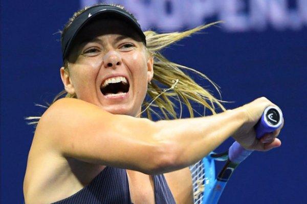 Мария Шарапова ушла из спорта из-за хронической травмы плеча