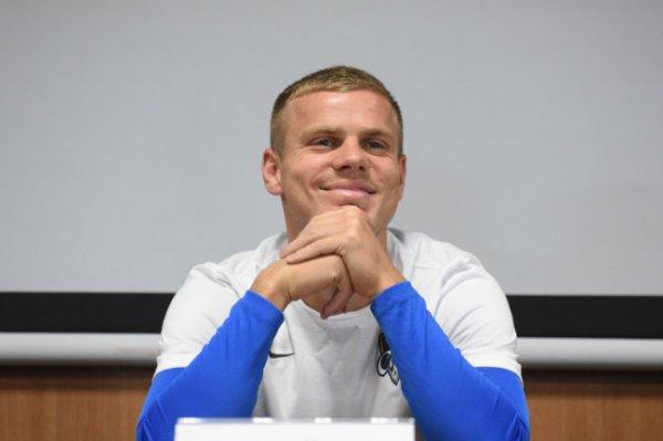 Кокорин заявил о намерении сыграть за сборную России на Евро-2020