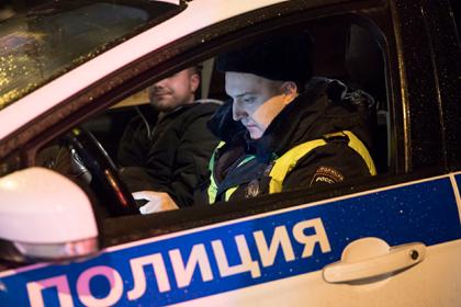 Россиянин с двумя тысячами нарушений ПДД попался на Рублевке