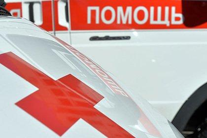 Грузовик сбил переходившую дорогу россиянку с ребенком