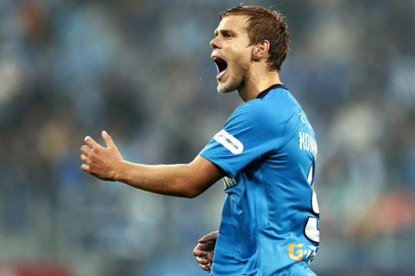 Кокорин забил первый мяч в официальном матче после выхода из тюрьмы