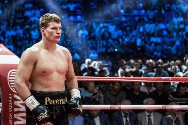 Поветкин сразится с Уайтом за звание претендента на титул WBC