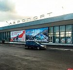 Псковский аэропорт начал обслуживать рейсы в круглосуточном режиме