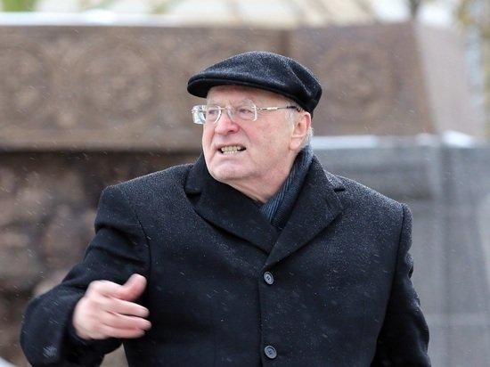 Жириновский призвал россиян избавиться от животных из-за коронавируса