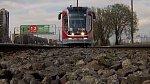 В Петербурге запустили производство беспилотных трамваев-роботов