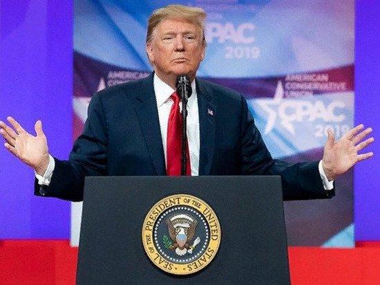 Трамп допустил возможный ущерб экономике США от коронавируса