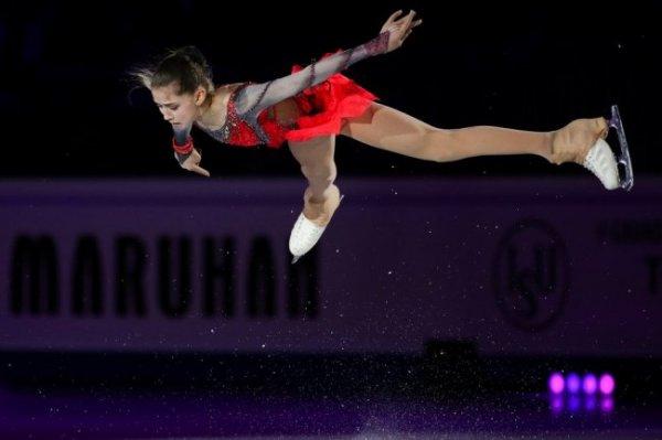 Российская фигуристка Валиева выиграла юниорский чемпионат мира