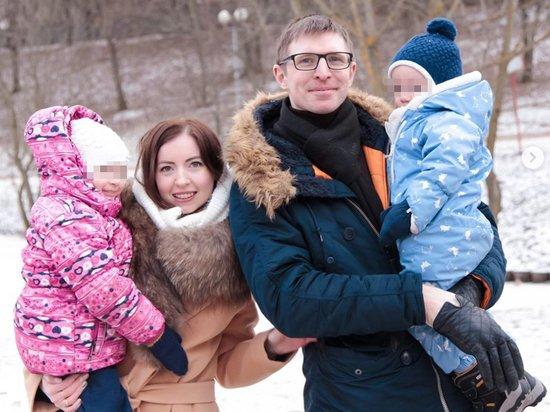 Блогерша Диденко обратилась к умершему мужу