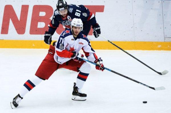 Стали известны первые четвертьфиналисты плей-офф КХЛ