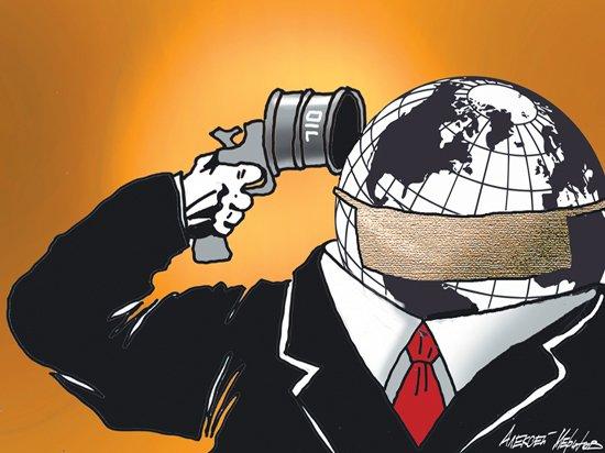 Мировая экономика впала в полупаралич