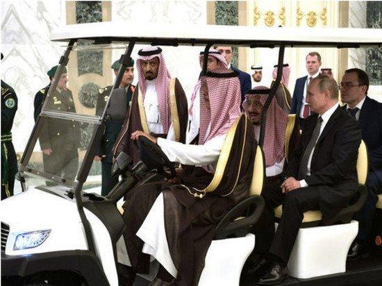 """Названы """"проигравшие"""" от нефтяной войны саудитов с Россией"""