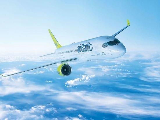 Авиакомпания airBaltic отменит все свои рейсы с 17 марта