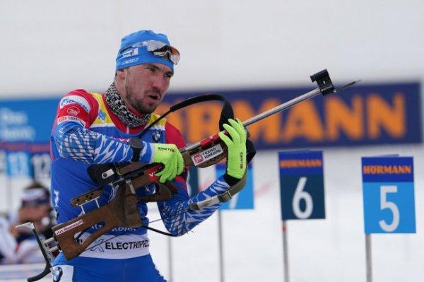 Биатлонист Логинов не намерен завершать карьеру