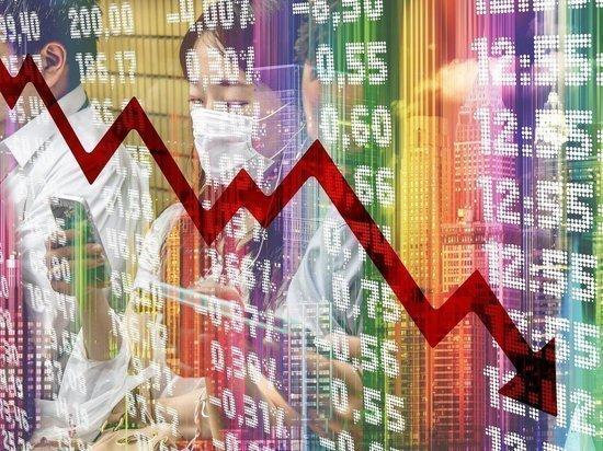 Эксперт: на фондовом рынке в США царит паника