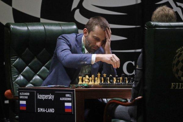 Первые партии турнира претендентов в Екатеринбурге закончились вничью